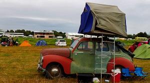 Camping the Kiwi way