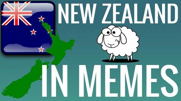 New Zealand In Memes Not Australia