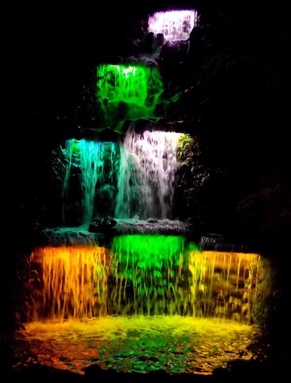 Pukekura Falls