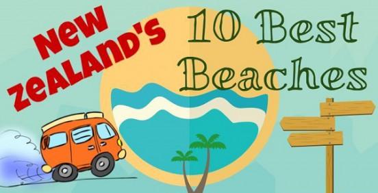 New Zealand's 10 Best Beaches