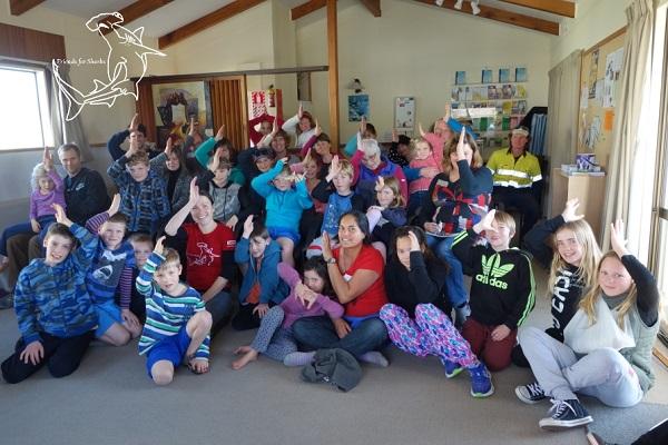 Kiwi Conservation Club event - Rotorua