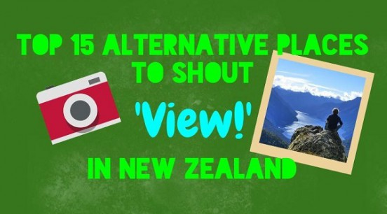 Top 15 Alternative Places to Shout View in New Zealand Title