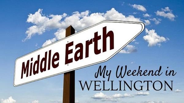 My Weekend in Wellington Title