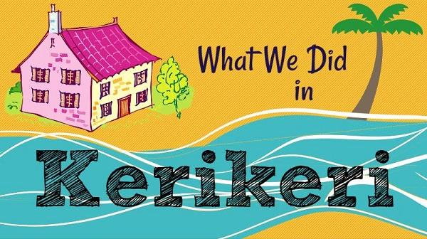 What We Did in Kerikeri Title