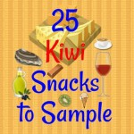 25 Kiwi Snacks to Sample Title