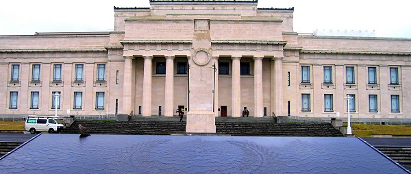 The Auckland War Memorial Museum