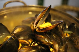mussels-in-bath-678142_640