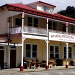 The Whangamomona Hotel, The Forgotten World Highway, New Zealand