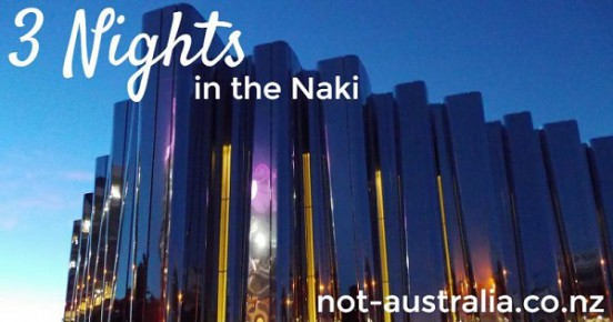 3 Nights in the Naki