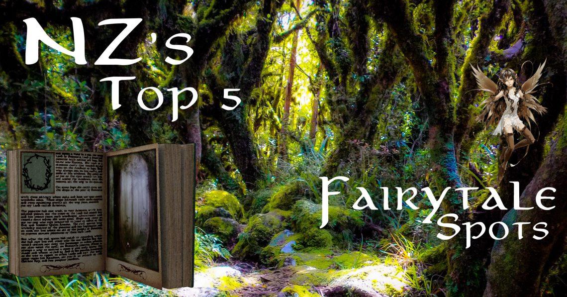 NZ Fairytale Spots